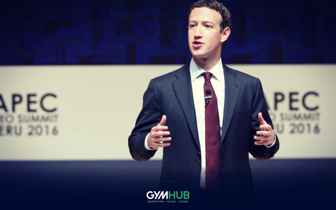 Mark Zuckerberg Speaking in APEC CEO Summit Peru 2016