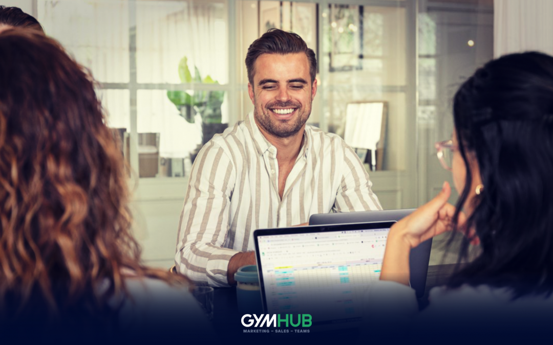 Gym Owner happy for generating facebook leads