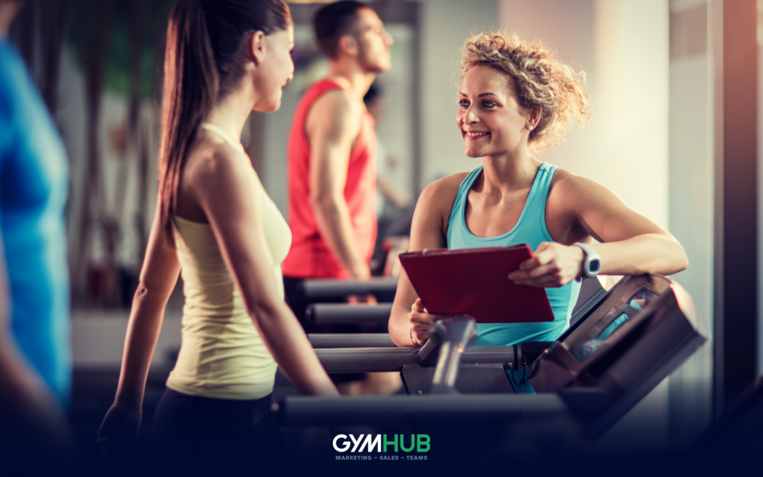 HOW TO SELL GYM MEMBERSHIPS WITHOUT SELLING