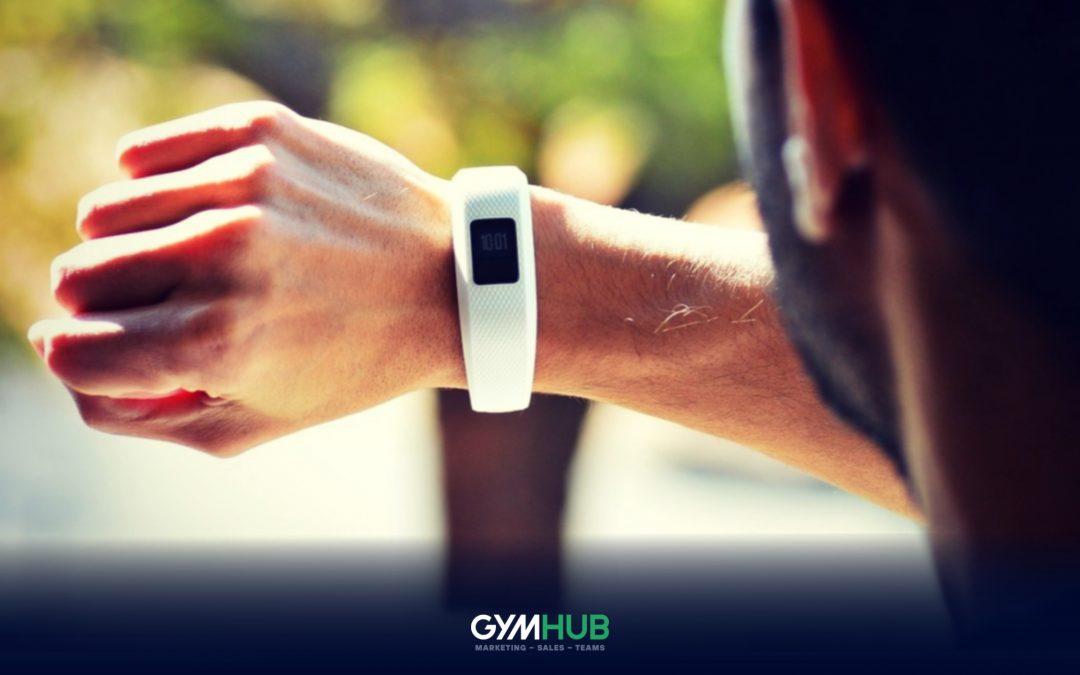 White Smart Watch