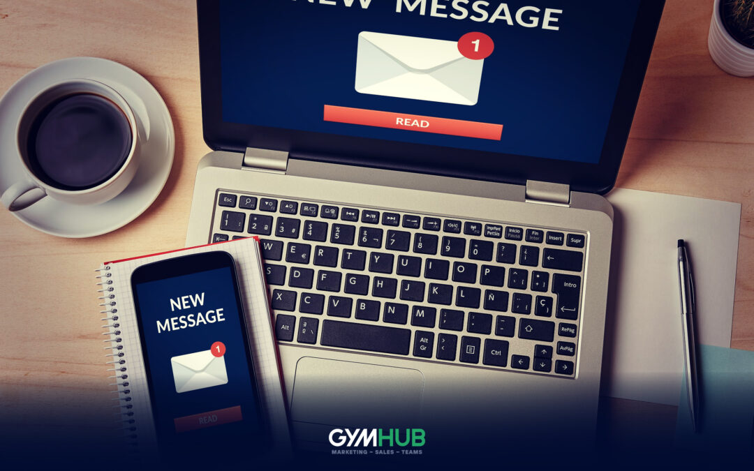 Seven Critical Mistakes You are Making with your GYM Emails