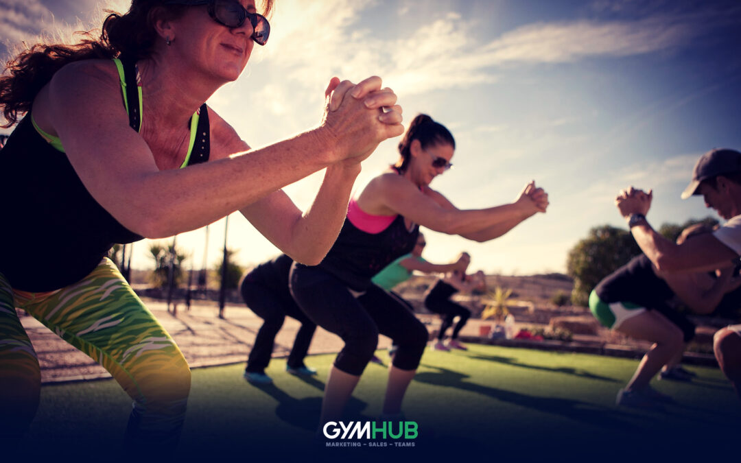 Workout Ideas for Training Your Clients Outside